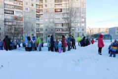 Тренировочная эвакуация декабрь 2015